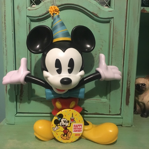Disney Parks Mickey Mouse 90th Birthday Sipper